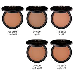 "1 NYX Matte Bronzer - Face & Body - MBB ""Pick Your 1 color"""