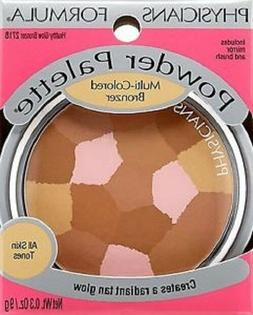 Physicians Formula Multi Colored Bronzer Powder Palette You