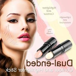 3D Dual-Ended Contour and Highlighter Stick Sculpting Stick