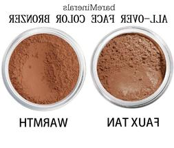 bareMinerals All Over Face Color BRONZER Powder 1.5g / 0.05o