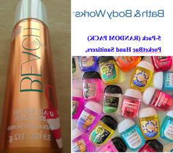 bath and body work mixed lot at