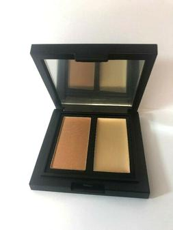 Borghese Natural Finish Creme Highlighter and Bronzer Powder