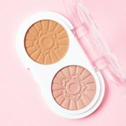Pacifica Bronzed Rose Blush and Bronzer Net Wt. 0.28oz/8g Br