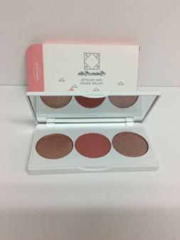 Pacifica Bronzed Rose, Rose & Coconut Infused Blush & Bronze