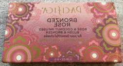 Pacifica Bronzer Blush Duo Cheek Color Bronzed Rose Infused