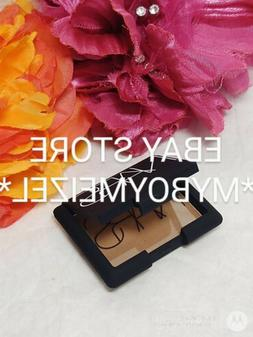 NARS Bronzer in LAGUNA Diffused Brown w Golden Shimmer .08 o