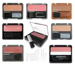 Covergirl Cheekers Blush, Cheekers Bronzer Face Color Powder