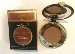 Too Faced Chocolate Gold Soleil Gilded Bronzer in Luminous .