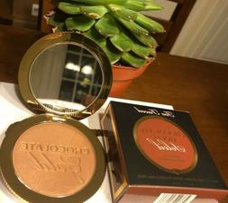 TOO FACED CHOCOLATE GOLD SOLEIL GILDED BRONZER Luminous NIB!