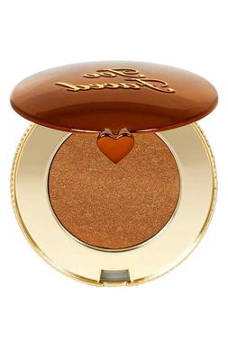 Too Faced Chocolate Gold Soleil Long Wear Gilded Bronzer Lum