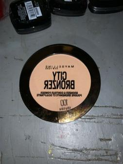 Maybelline New York City Bronzer and Contour Powder 100 2PAC