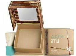 Benefit Cosmetics HOOLA LITE, Light Powder Bronzer for Face,