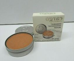 Cargo Cosmetics Swimmables Water Resistant Bronzer 0.10 oz t