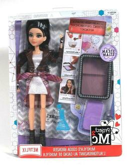 Project Mc2 Experiments with Doll-Mckeyla's Cocoa Bronzer Ch