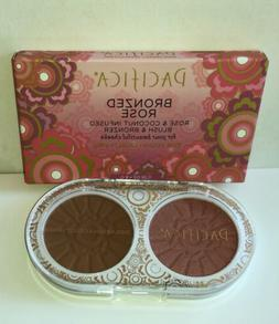 FREE Eyeshadow With Pacifica Bronzed Rose & Coconut Infused