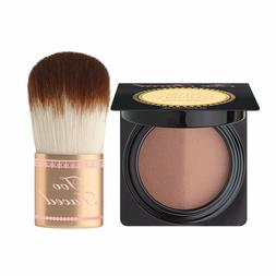 Too Faced Glow To Go Deluxe Sun Bunny Bronzer & Flatbuki Bru