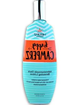 Hempz Happy Camperz Streak Free Bronzer Tanning Bed Lotion 8