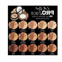 L.A. Girl Pro Face High Definition Matte Pressed Powder Pick