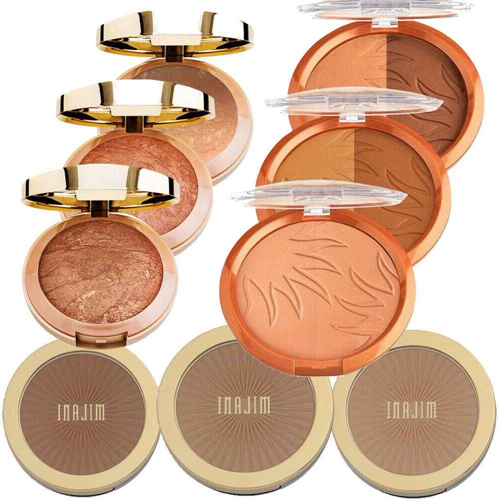 Milani Bronzer Variety Baked, SIlky Matte & XL All Over