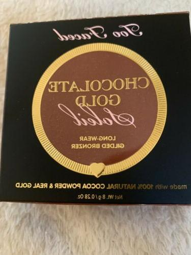 Too Faced Chocolate Gold Soleil Bronzer Full