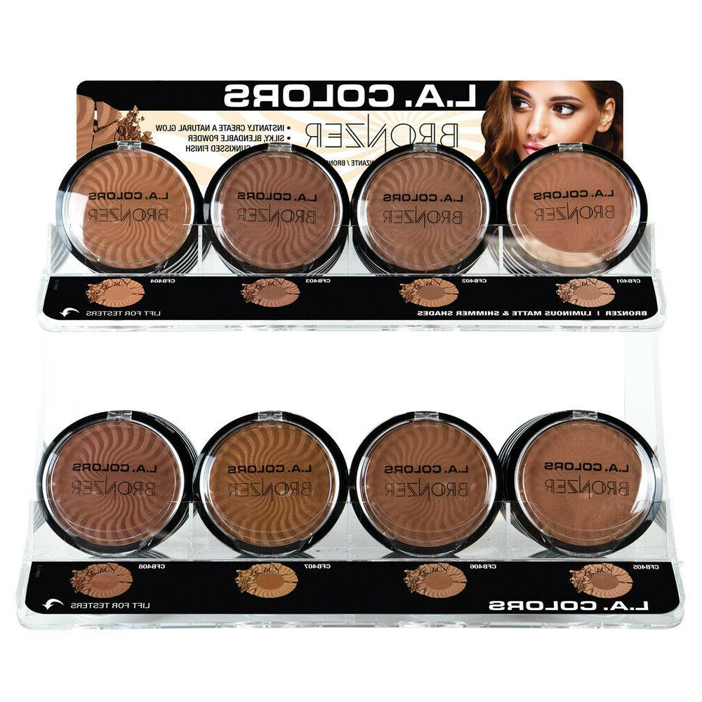 l a colors bronzer pick your shade