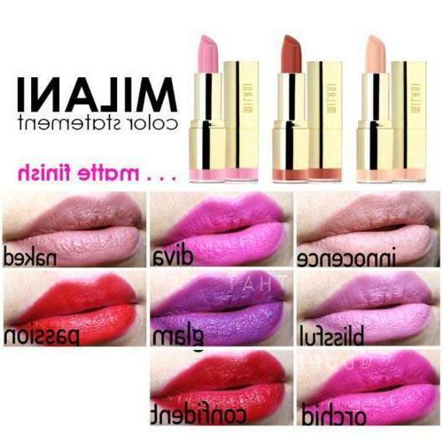 matte perfect color statement lipstick updated colors
