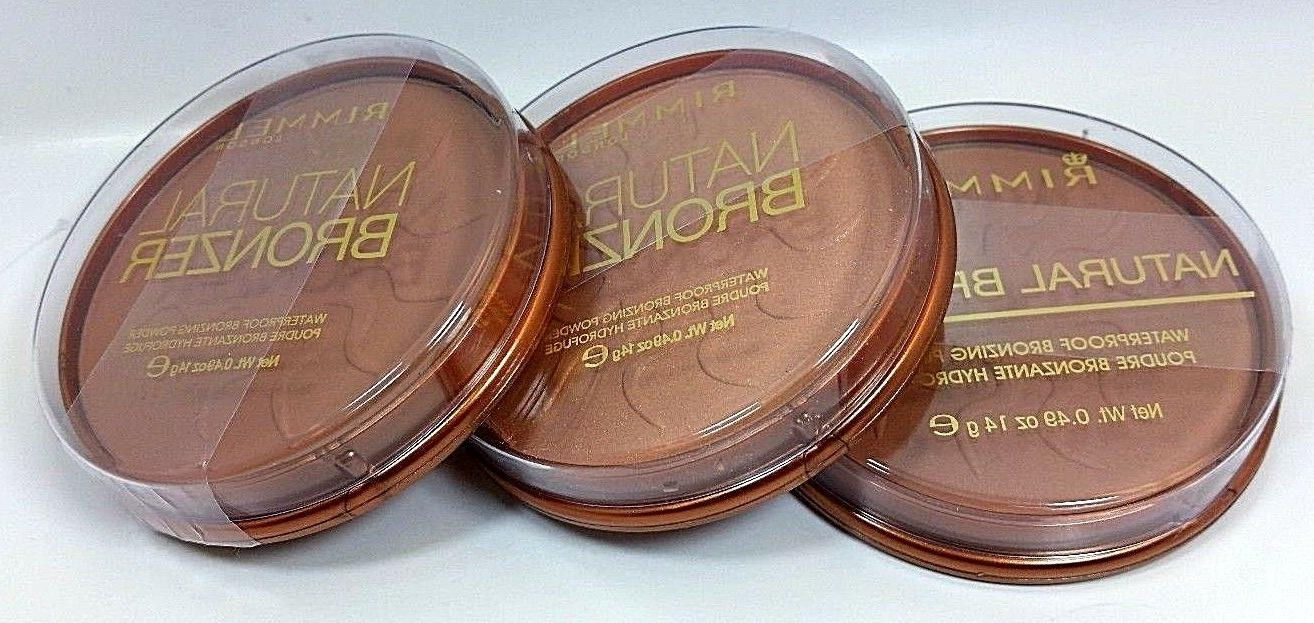 natural bronzer choose your shade