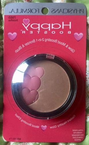 new happy booster bronzer and blush 7553