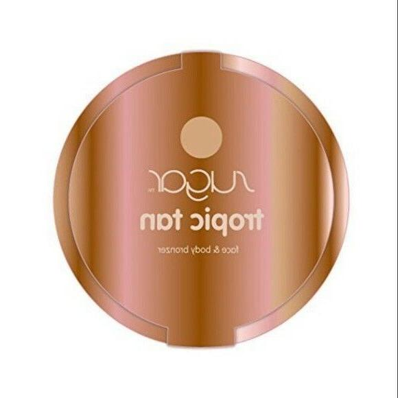 tropic tan face and body bronzer all