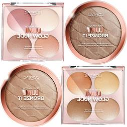 L'Oreal True Match LUMI Bronze It, Glow Nude Bronzer Highlig