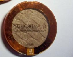 Loreal Glam Bronze Bronzer for Face & Body DEEP  03 UnSealed