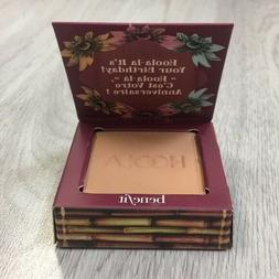 Lot 2 Benefit Hoola Bronzer Powder Travel/Trial Size/Deluxe