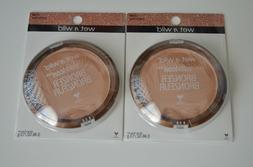 Lot of 2 Wet n Wild Coloricon Bronzer 739 Ticket To Brazil/D
