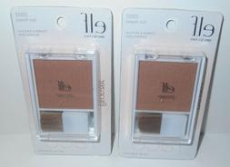 Lot of 2 ELF e.l.f Sun Kissed Glow Bronzer Make-up in 23122
