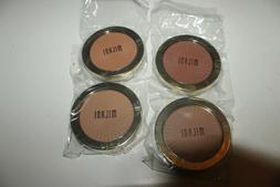 LOT4 Milani Silky Matte Bronzing Powder 01 Sun Light 02 Sunk