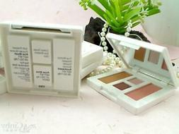 Clinique Makeup Palette-Eyeshadow Duo-Rose Wine~Pink Blush~S