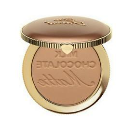 Too Faced MILK CHOCOLATE Soleil Matte Bronzer - Full Size -