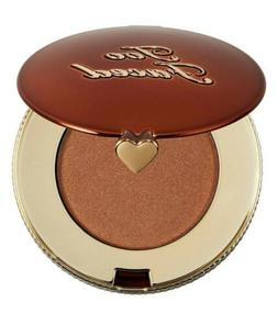 New! Too Faced Chocolate Gold Soleil Bronzer Mini Travel Siz