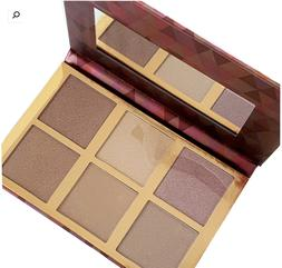 *NEW* Bellapierre Glowing Palette ~Bronzer Blush and Highlig