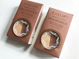 New Sealed 2pack Pacifica SunDreams Lotus Infused Bronzer Du