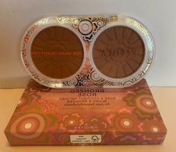 Pacifica NIB NEW Rose & Coconut Infused Blush and Bronzer Wi