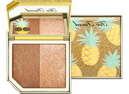 NIB TOO FACED TUTTI FRUTTI PINEAPPLE PARADISE BRONZER/HIGHLI