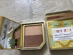 "NIB Too Faced TUTTI FRUTTI""Pineapple Paradise"" Strobing Bron"