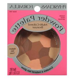 Physicians Formula Powder Palette Multi-Colored Bronzer, 144