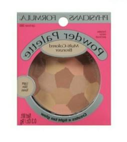 Physicians Formula Powder Palette Multi-Colored Bronzer  Bra