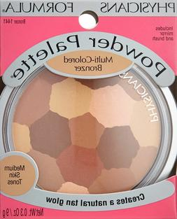 Physicians Formula Powder Palette Multi-Colored Bronzer, Bro