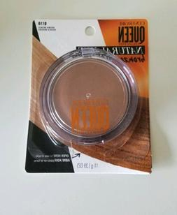 Covergirl Queen Collection Q110 Natural Hue Bronzer Brown Br