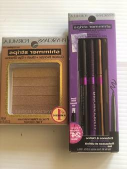 physicians formula shimmer strips Bronzer Blush Eyeshadow An