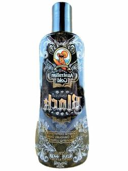 Australian Gold Sinfully Black Bronzer Tanning Bed Lotion 8.
