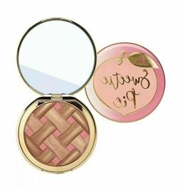 Too Faced - Sweetie Pie Radiant Matte Bronzer Peaches and Cr
